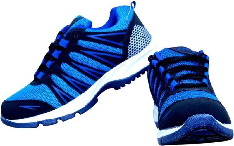 The Scarpa Shoes Mark Black Running Shoes For Men(Blue, Black)
