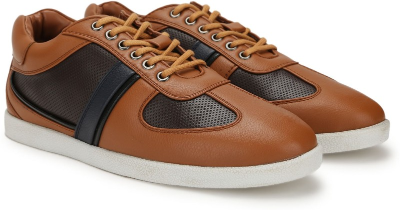 Provogue Sneakers For Men(Tan)