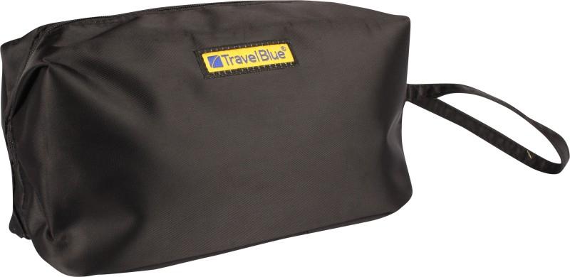 Travel Blue Cosmetic/Toiletry Bag Travel Toiletry Kit(Black)