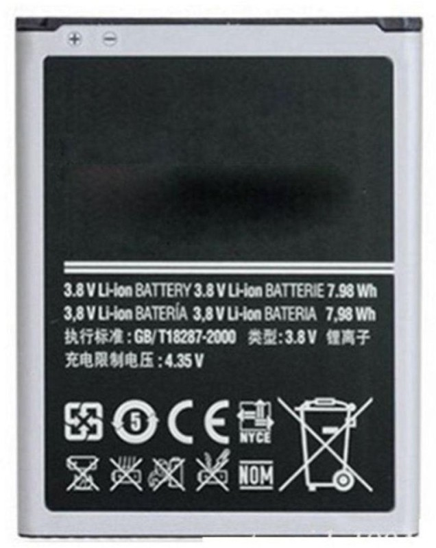 FOX MICRO  Battery - J2 FOR Samsung J2 G360(Black)