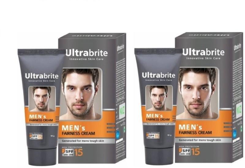 Ultrabrite INNOVATIVE SKIN CARE CREAM FOR MEN PACK OF 2(.30...