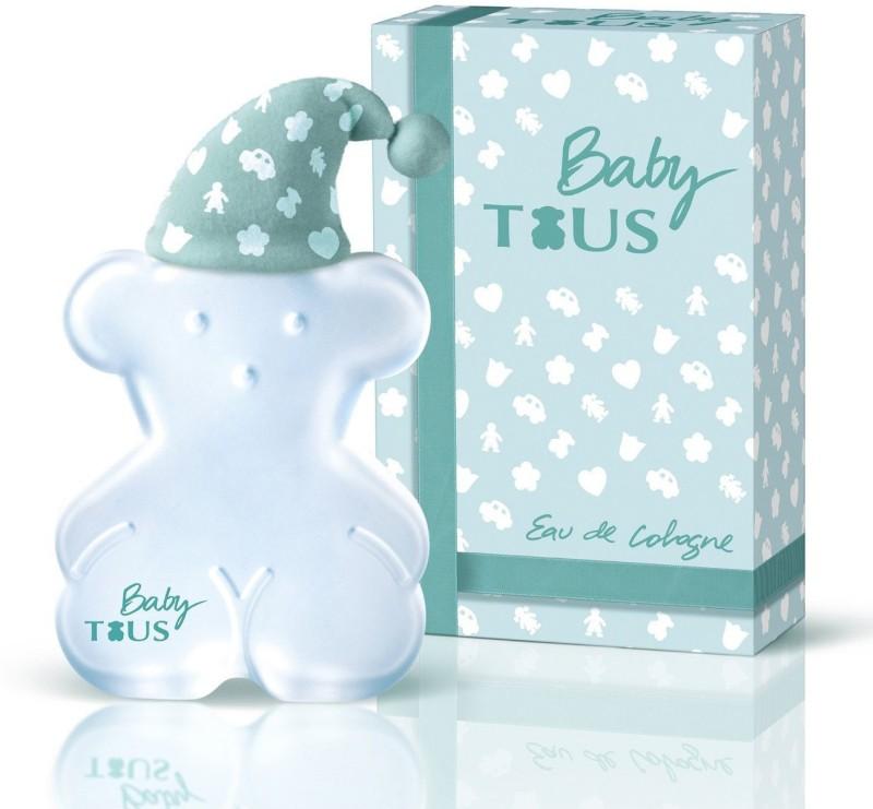 TOUS Baby Eau de Cologne  -  100 L(For Men & Women) image