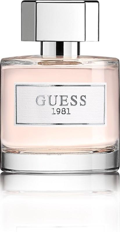 Guess 1981 W Eau de Toilette - 100 ml(For Men)