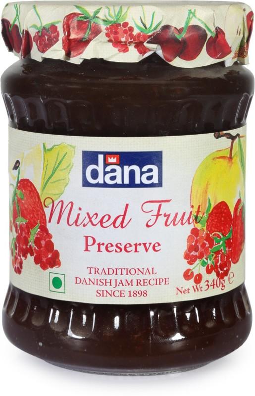 Dana Mixed Fruit Preserve 340 g
