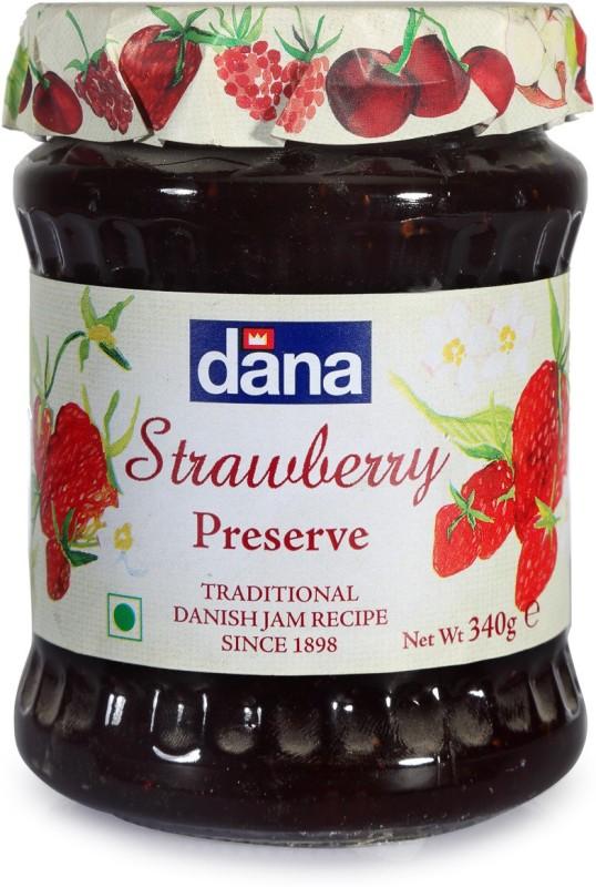 Dana Strawberry Preserve 340 g