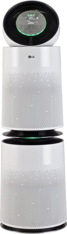 LG AS95GDWT0.AIDA Portable Room Air Purifier(White)