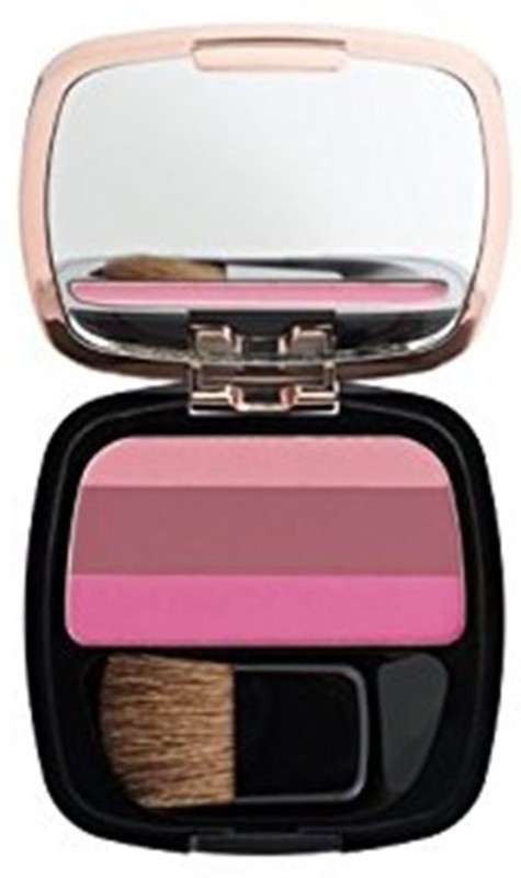 LOreal Lucent Mgique Blush of Light Glow Plette(07Paradise Coral)