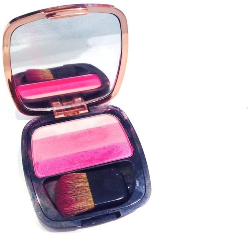 LOreal Lucent Mgique Blush of Light Glow Plette(02 Puchsia Flush)