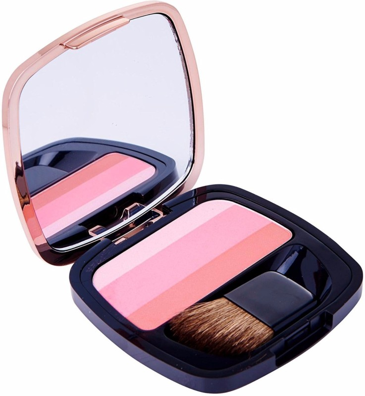 LOreal Lucent Mgique Blush of Light Glow Plette(01 Duchess Rose)