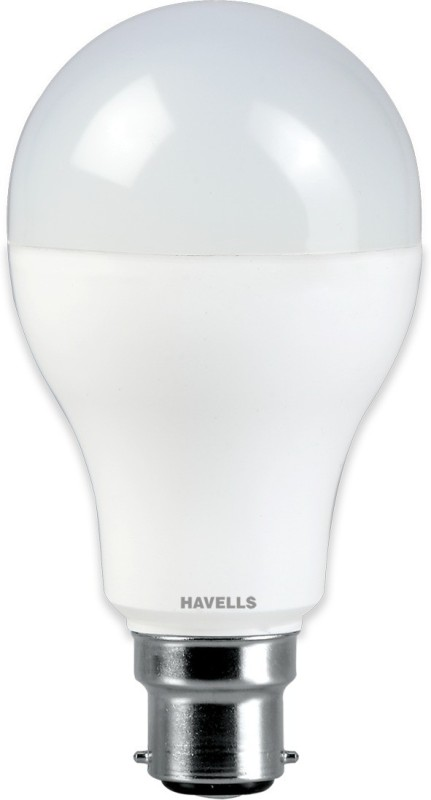 Havells 15 W Standard B22 LED Bulb(White)