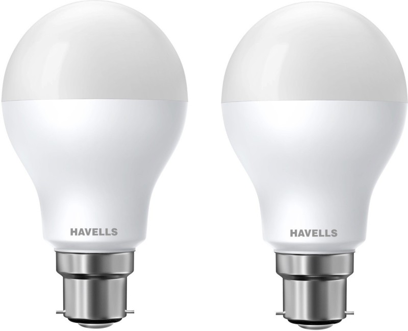 Havells 5 W Standard B22 LED Bulb(Yellow, Pack of 2)