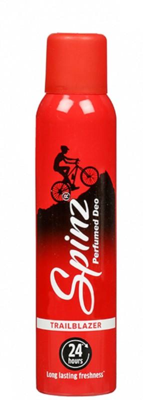 Spinz Trailblazer Deodorant Body Spray Deodorant Spray - For Women(150 ml)