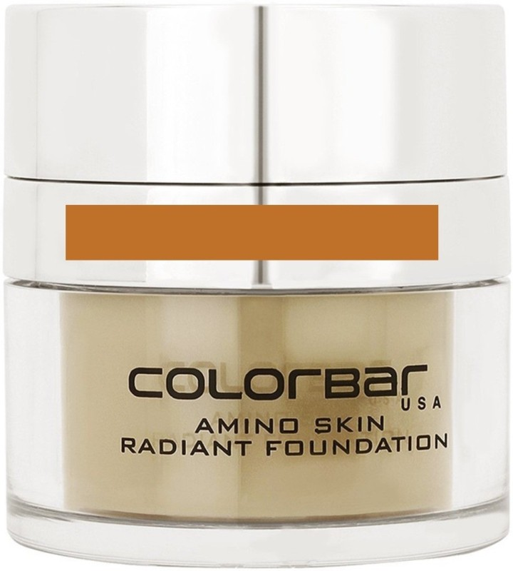 Colorbar Amino Skin Radiant Foundation(No. 005W Sand Medium, 15 g)