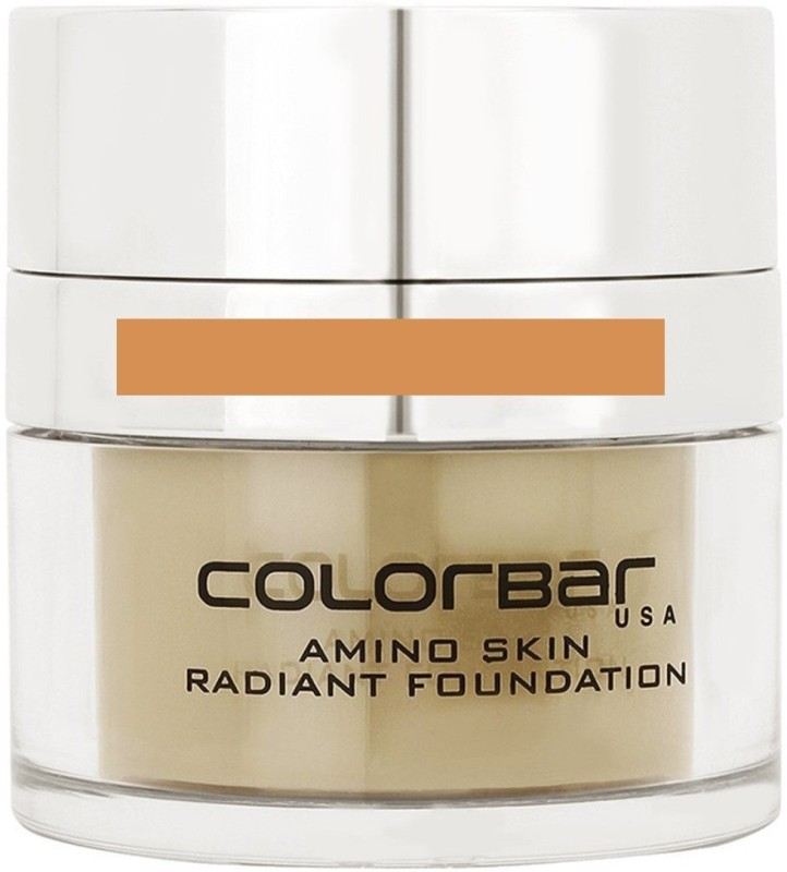 Colorbar Amino Skin Radiant Foundation(No. 003 Beige Mild, 15 g)