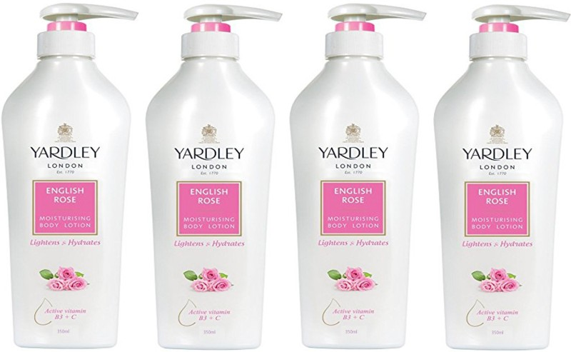 Yardley English Rose Lotion 350ml(1400 ml)