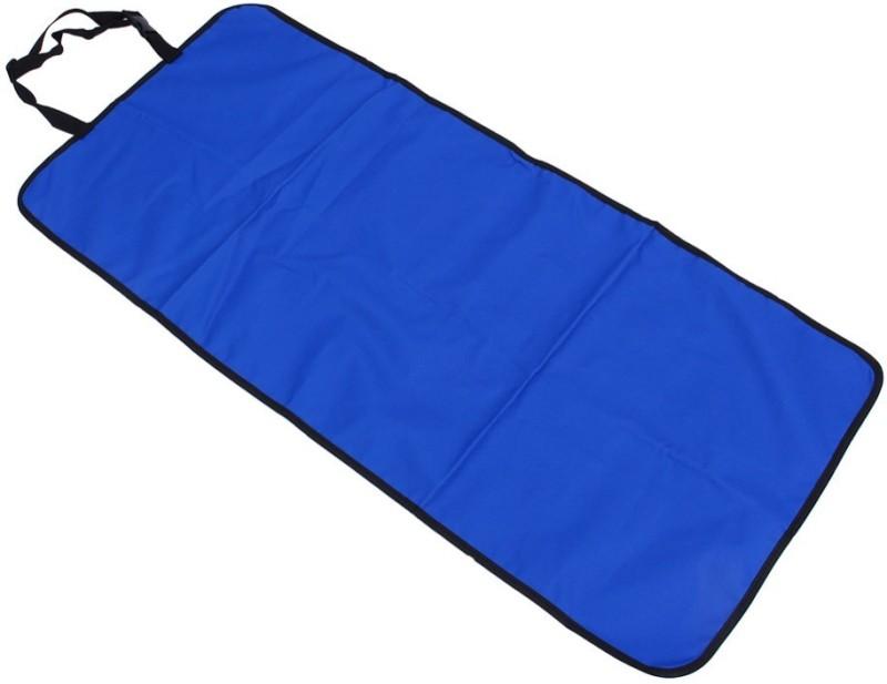 Futaba Portable Waterproof Pet Car Seat Cover - Blue - Small Bucket Pet Seat Cover(Blue Waterproof)