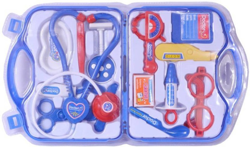 BE you own label BYOL DOCTOR KIT SET FOR KIDS ( COLOR MAY VARY)