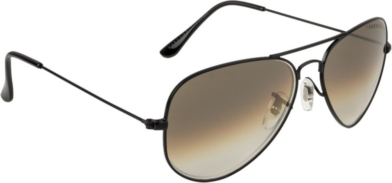 Farenheit Aviator Sunglasses(Brown)