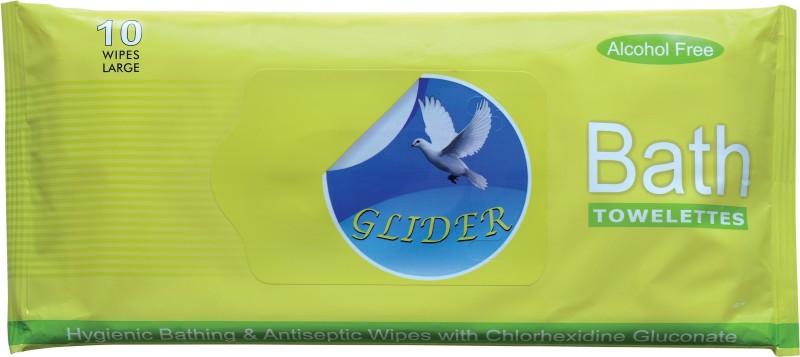 GLIDER Toilet Tissue Aid