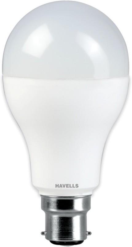 Havells 15 W Standard B22 LED Bulb(Yellow)
