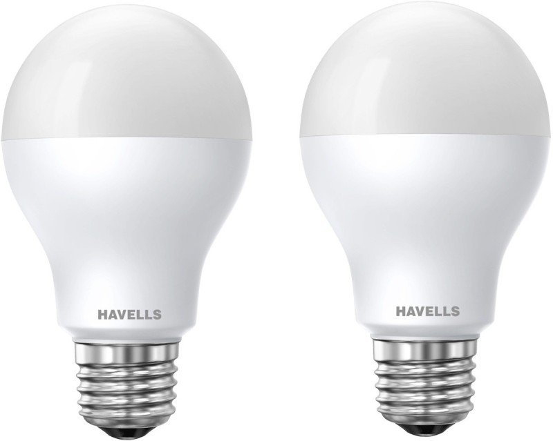 Havells 7 W Standard E27 LED Bulb(White, Pack of 2)
