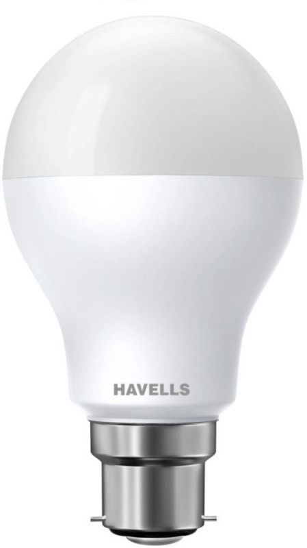 Havells 10 W Standard B22 LED Bulb(White)