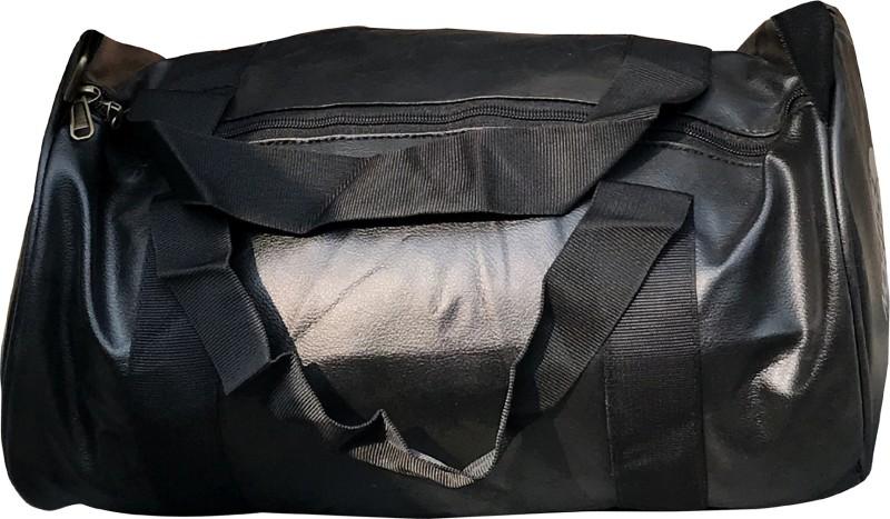 Cp Bigbasket (Expandable) Trendy stylish Sport Travel Duffle Gym Bag(Black)
