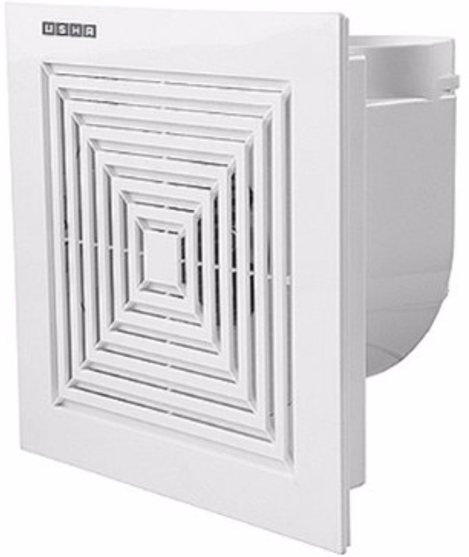 Usha Crisp Air Premia CV 260mm Exhaust Fan (White) 5 Blade Exhaust Fan(White)