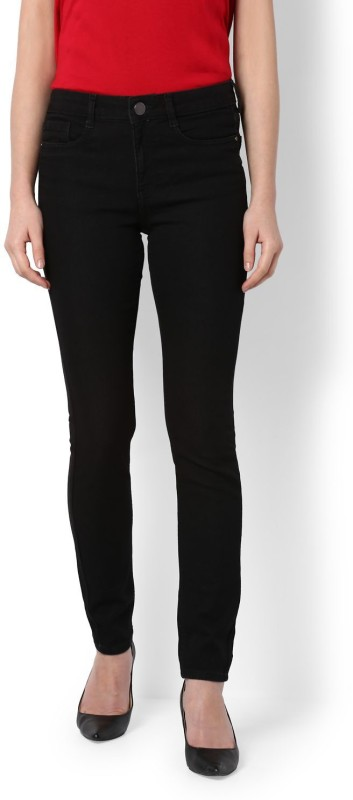 Van Heusen Slim Women Black Jeans