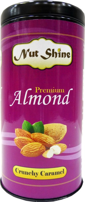 Nut Shine Crunchy Caramel (180 Gm) Almonds(180 g)