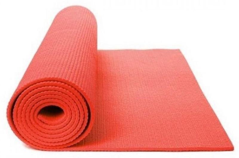 Ipop Retail YOGA MAT 4 MM Red 4 mm Yoga Mat