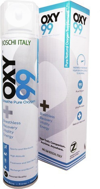 OXY99 Portable Oxygen Cylinder Sports Bottle Holder