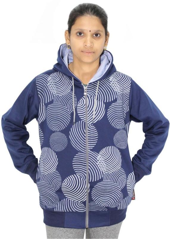 Goodluck Full Sleeve Printed Women's Sweatshirt
