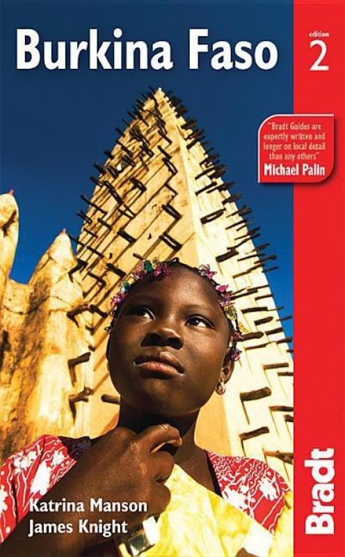 Burkina Faso(English, Paperback, Katrina Manson James Knight B. B. S)