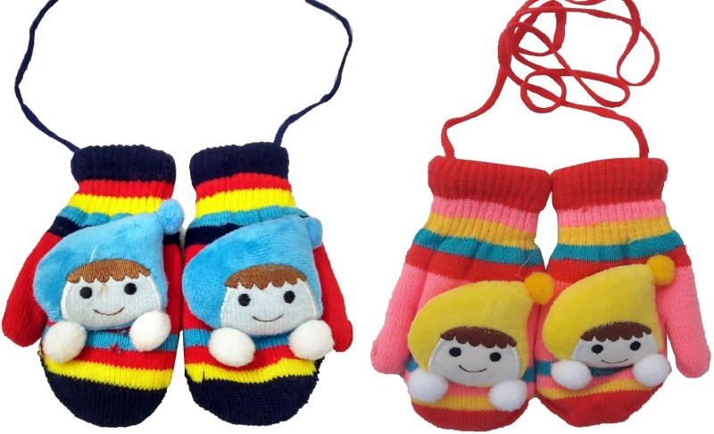 Icable Mens & Womens Mittens( )