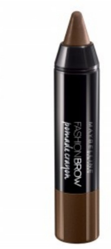 Maybelline New York Fashion Brow Pomade Crayon - BR-2 Mocha(Mocha)
