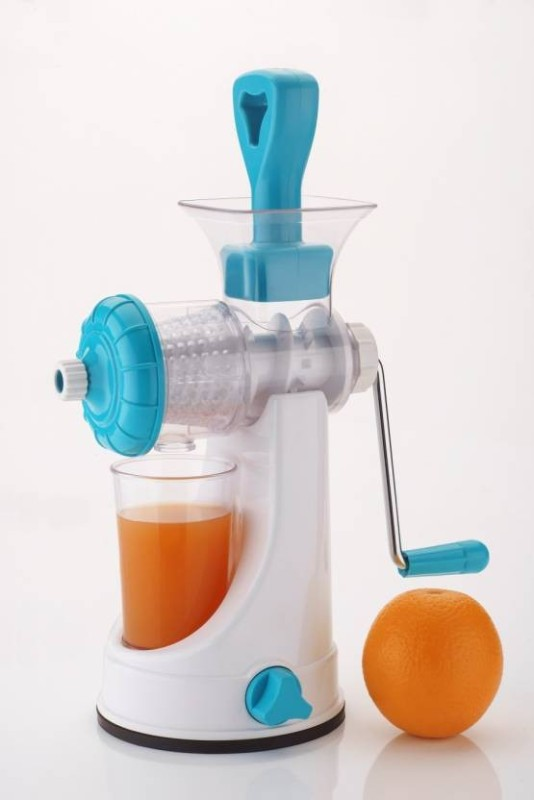 YAKEEN ABS PLASTIC SPECIAL Plastic Hand Juicer(White Pack of 1)