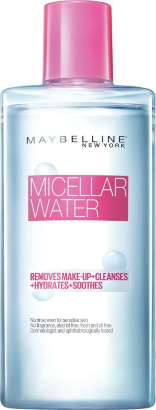 Maybelline New York Micellar Water Makeup Remover(95 ml)