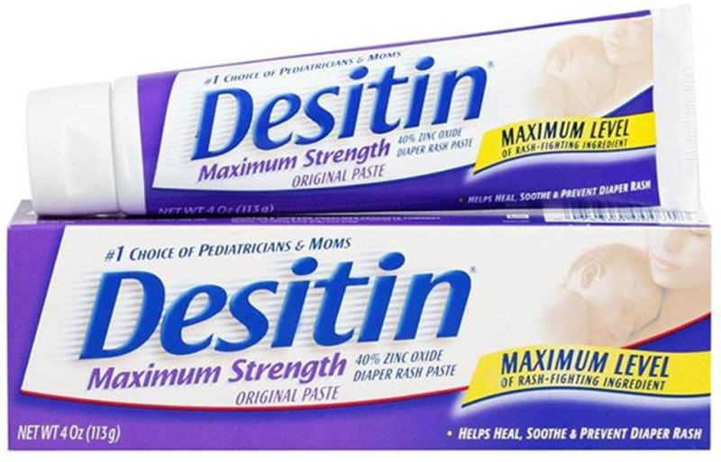 Desitin Maximum Strength Original Nappy Cream - 113G(113 g)