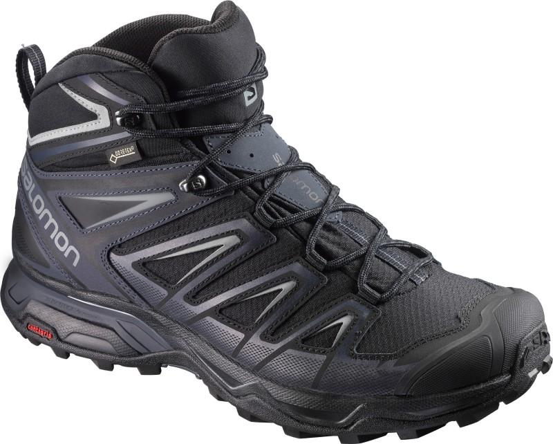 Salomon Hiking & Trekking Shoes For Men(Black)