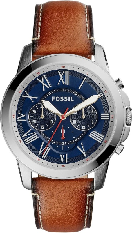 Fossil FS5210 GRANT Analog Watch - For Men