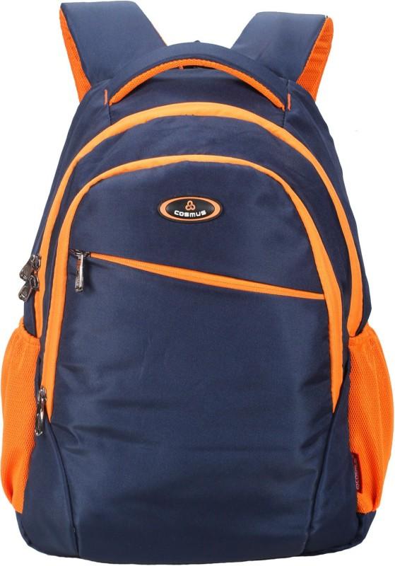 Cosmus Chicago Navy Blue Backpack 32 L Backpack(Blue)