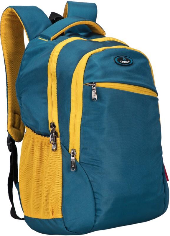 Cosmus Chicago Indigo Blue Backpack 32 L Backpack(Blue)