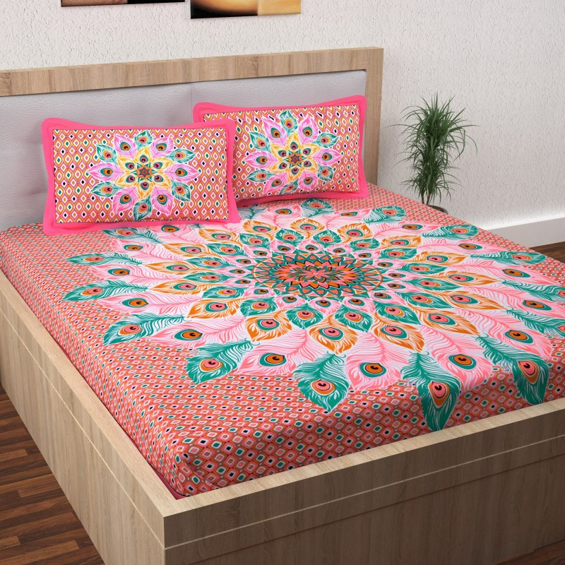Flipkart - IWS, Zesture & more Bedsheets, Curtains & more