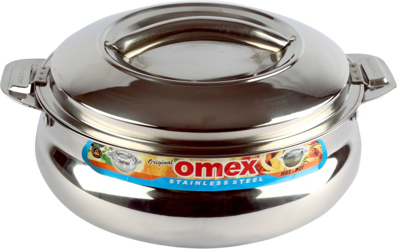Omex Omex Polo 1000 Insulated Stainless Steel Casserole, Serving Pot Casserole(1 L)