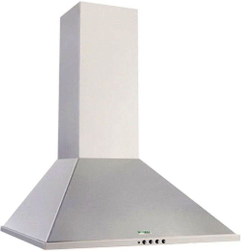 Faber Topaz Plus SS PB LTW 60 Wall Mounted Chimney(stainless Steel 1000)