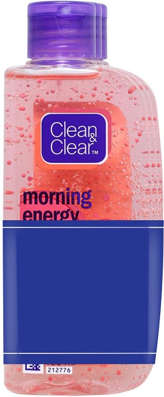 Clean & Clear Morning Energy Berry Facewash Face Wash(300 ml)