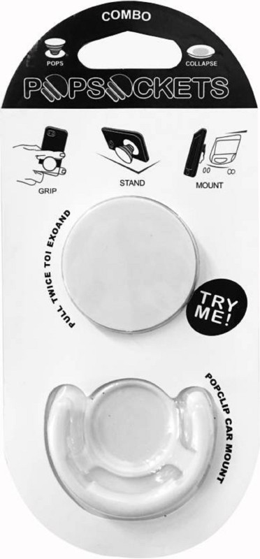 Growth Top Rated Pop Socket with Pop clip mount for Universal Mobile...