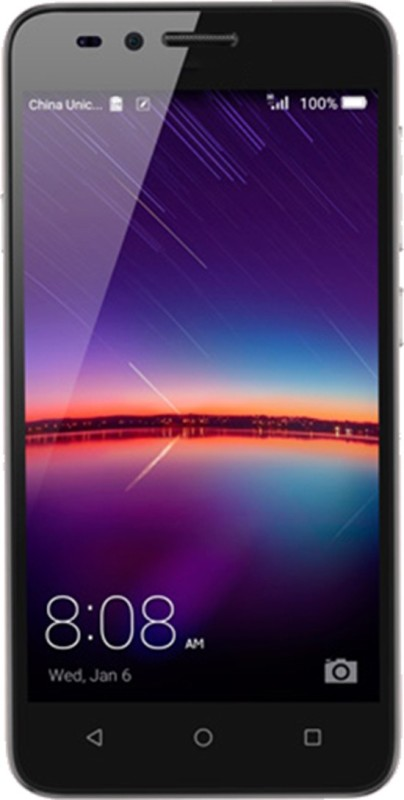 Honor Bee 2 (Black, 8 GB)(1 GB RAM)