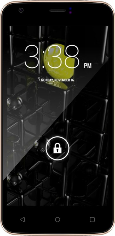 Clout Exotic (Black & Gold, 16 GB)(2 GB RAM)